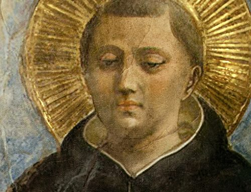 Saint Thomas Aquinas – January 28