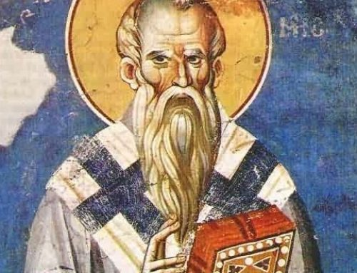 St Clement, Bishop of Rome – November 23