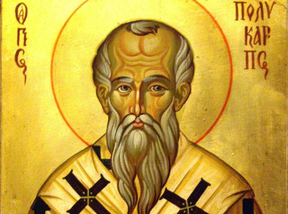 Saint Polycarp – February, 23