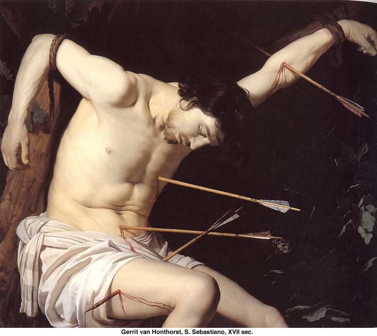Saint Sebastian – His feast day is January 20