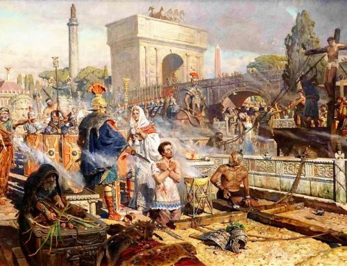 Christian Martyrs in the Roman Empire