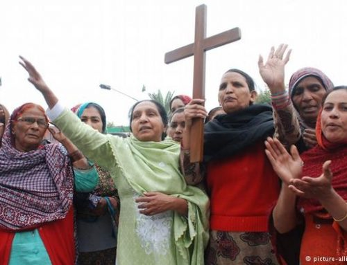 Pakistani Christians to face charges in riots after church attacks