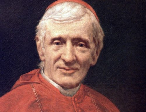 """At the heart of Blessed Newman's conversion was his study of the early Christians"""