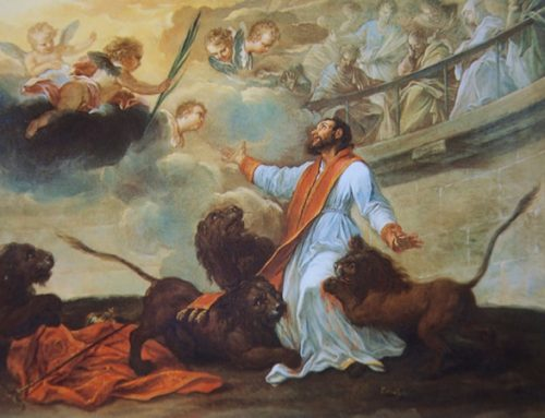 Saint Ignatius of Antioch – October 17th