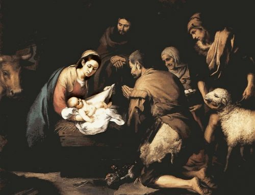 The mystery of Christmas through art