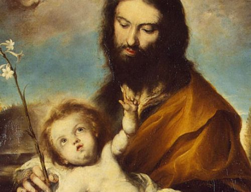 The vocation of Saint Joseph