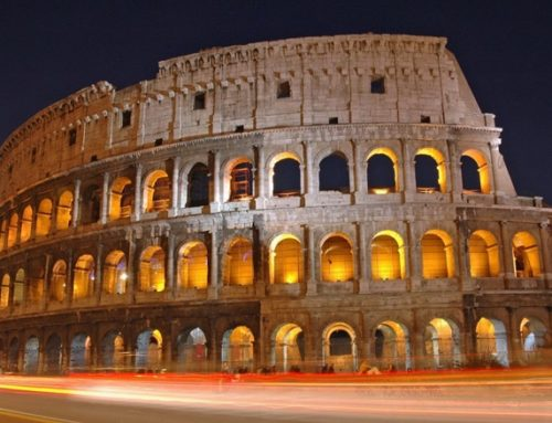 THE COLOSSEUM  – Rome