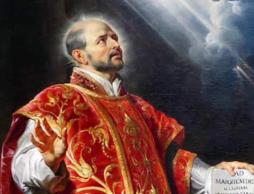 St. Ignatius of Loyola – July 31st