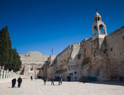 Today, Manger of Bethlehem is a Muslim village where Christian initiatives are growing